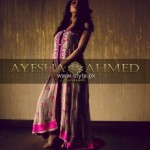Ayesha Ahmed Formal Wear Collection 2012 for Women 005