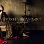 Ayesha Ahmed Formal Wear Collection 2012 for Women