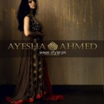 Ayesha Ahmed Formal Wear Collection 2012 for Women 010