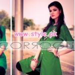Corrogue Latest Casual Wear Dresses For Women 2012 003