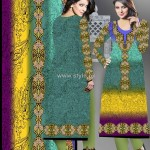 Dawood Cotton Collection 2012 Outfits for Women 009
