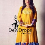 Dewdrops Couture New Collection 2012 by Parkha Khan 005