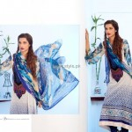 Feminine Embroidered Collection 2012 by Shariq Textiles 001