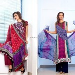 Feminine Embroidered Collection 2012 by Shariq Textiles 003