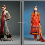 Feminine Embroidered Collection 2012 by Shariq Textiles 007