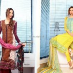 Feminine Embroidered Collection 2012 by Shariq Textiles 010