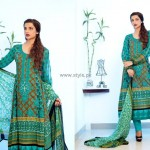 Feminine Embroidered Collection 2012 by Shariq Textiles 012