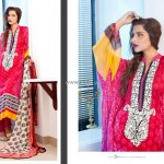 Feminine Embroidered Collection 2012 by Shariq Textiles 013