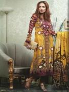 Firdous Resham Cotton 2012 Collection for Women 002