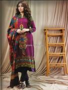 Firdous Resham Cotton 2012 Collection for Women 003