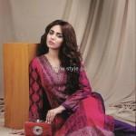 Firdous Resham Cotton 2012 Collection for Women 004