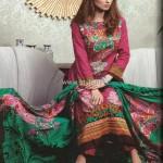 Firdous Resham Cotton 2012 Collection for Women 007