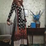 Firdous Resham Cotton 2012 Collection for Women 008