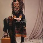 Firdous Resham Cotton 2012 Collection for Women 010