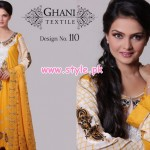 Ghani Textiles Latest Mid Summer 2012 Collection 003