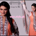 Ghani Textiles Latest Mid Summer 2012 Collection 004