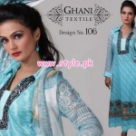 Ghani Textiles Latest Mid Summer 2012 Collection 005