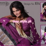 Ghani Textiles Latest Summer Collection For Women 2012 007