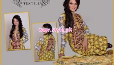 Ghani Textiles Latest Summer Collection For Women 2012 009