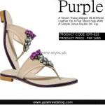 Gul Ahmed Designer Footwear 2012 for Ladies 002