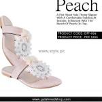 Gul Ahmed Designer Footwear 2012 for Ladies 003