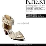 Gul Ahmed Designer Footwear 2012 for Ladies 004