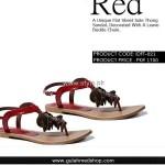 Gul Ahmed Designer Footwear 2012 for Ladies 005