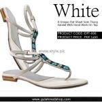 Gul Ahmed Designer Footwear 2012 for Ladies 007