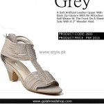 Gul Ahmed Designer Footwear 2012 for Ladies 008