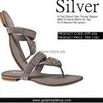 Gul Ahmed Designer Footwear 2012 for Ladies 009