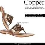 Gul Ahmed Designer Footwear 2012 for Ladies 011