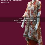 Gul Ahmed G-Woman New Outfits 2012 for Ladies 005