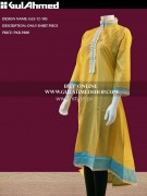 Gul Ahmed G-Woman New Outfits 2012 for Ladies 006