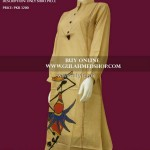 Gul Ahmed G-Woman Shirts 2012 for Ladies 007