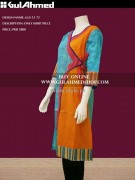 Gul Ahmed G-Woman Shirts 2012 for Ladies 012