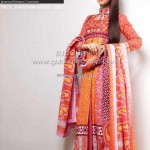 Gul Ahmed Midsummer Collection 2012 for Women 002