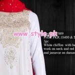 Hina Ishtiaq Latest Party Wear Dresses 2012 005
