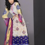 Lala Lawn 2012 Sensuous Collection for Women 003