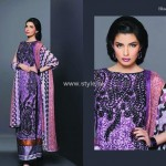 Lala Lawn 2012 Sensuous Collection for Women 008