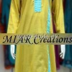 Miar Creations Kurtis Collection 2012 for Girls 003
