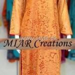 Miar Creations Kurtis Collection 2012 for Girls 004