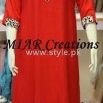 Miar Creations Kurtis Collection 2012 for Girls 005