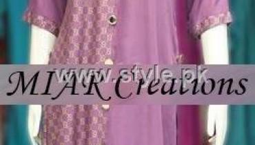 Miar Creations Kurtis Collection 2012 for Girls