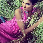 Momina Teli Latest Western Wear Dresses For Summer 2012 010