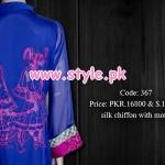 Nadia Lakdawala Latest Casual Wear Dresses For women 2012 001