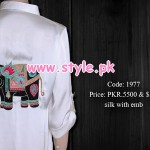Naida Lakdawala Mid Summer 2012 Collection For Girls 007