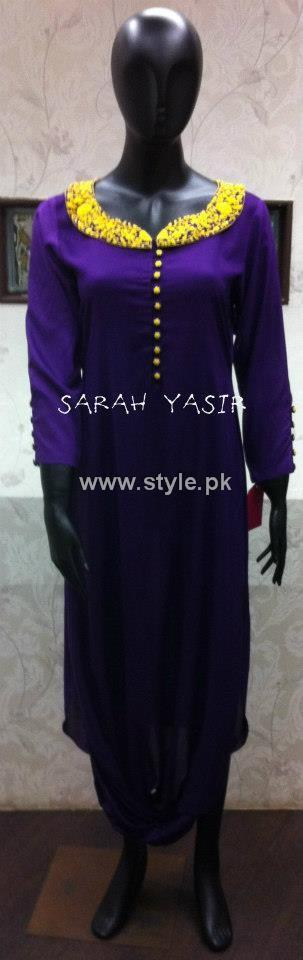 Sarah Yasir Latest Collection 2012 for Women