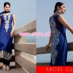 Shariq Textiles Bella Lawn Dresses For Summer 2012 001