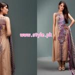 Shariq Textiles Bella Lawn Dresses For Summer 2012 002