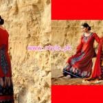 Shariq Textiles Bella Lawn Dresses For Summer 2012 003